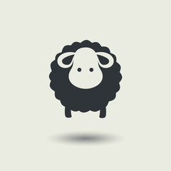 Sheep icon.