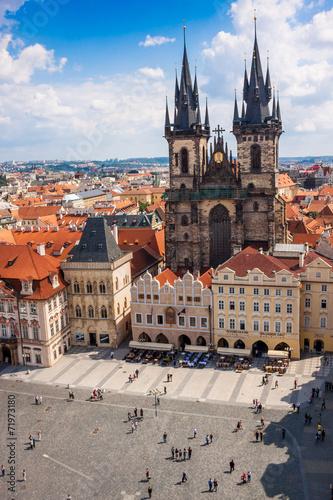 Aluminium Praag Prague, Old Town Square