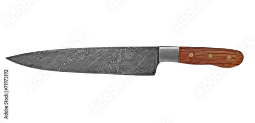 vintage chef knife - 71973192