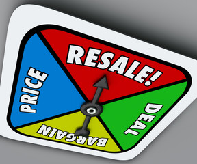 Resale Game Spinner Sell Used Preowned Products Reach Deal Barga