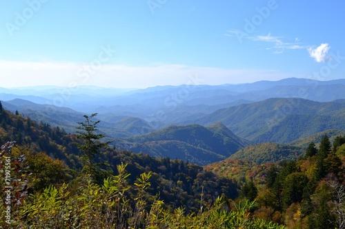 Appalachian Mountain Scene-04 - 71975561