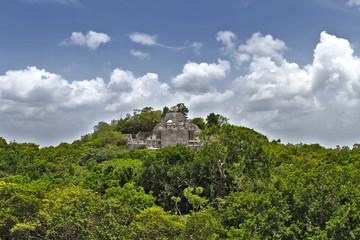 Mayan Clouds