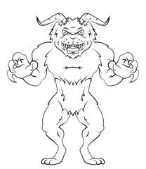 Monster Horn