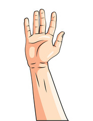 Volunteer Hand