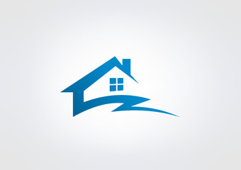 Abstract Home business Logo House Icon Brand.