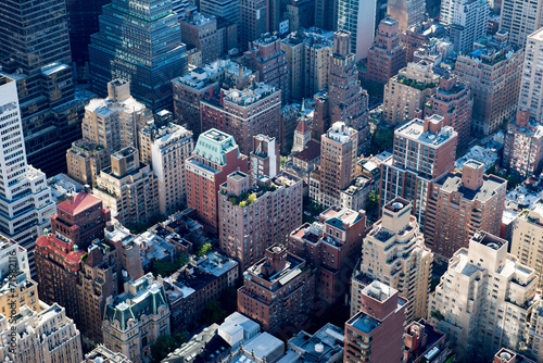 Poster Promenade à New York
