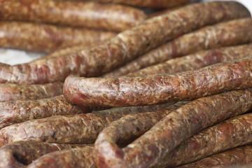 Naturally Smoked Sausage
