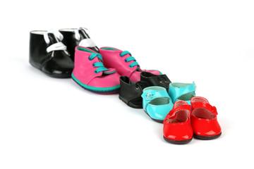 Schuh-Parade