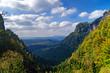 Sandsteingebirge Hochplateau