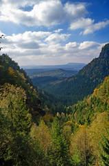 Hochplateau Sandsteingebirge