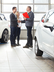 Car dealer sales conversation