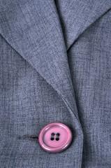 Veste fermée par un bouton