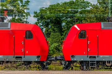 Bahn - E-Loks