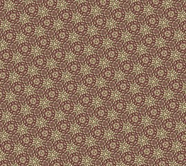 Abstract floral caleidoscope texture background