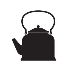 Tea Pot Isolated