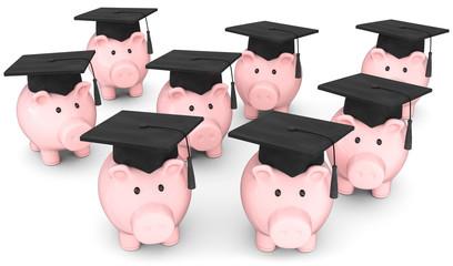Sparscheine Studiengebühren