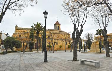 Plaza 1 de mayo, Úbeda, Jaén, España