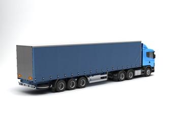 3d rendering of vehicles