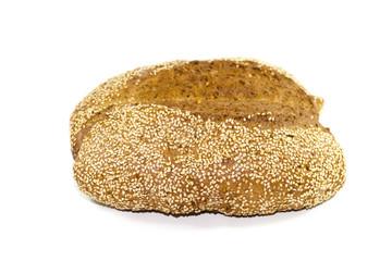 Frisch gebackenes Mehrkorn Brot
