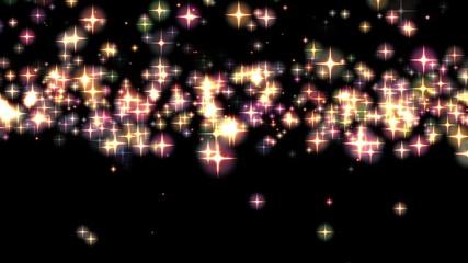 星のバウンス
