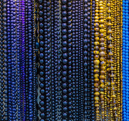 stone beads necklace jewelry collection