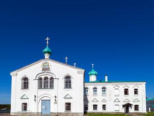 Churches of Svir Monastery