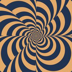 Illusion optique - motif vecteurs 1
