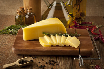 cheddar cheese concept photo