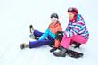 sledge rides