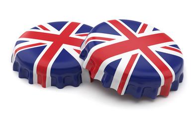 British caps