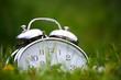 canvas print picture - Alarm clock