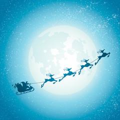 Santa Claus's Sleigh