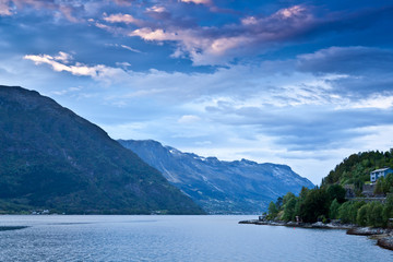 Norway - Fjord region