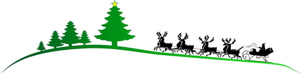 Nikolausschlitten