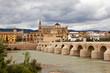 Obrazy na płótnie, fototapety, zdjęcia, fotoobrazy drukowane : Римский мост (Puente romano de Córdoba). Кордова. Испания