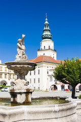 Archbishop's Palace, Kromeriz, Czech Republic