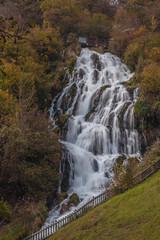 Cascata Rio Bianco Stenico Trento