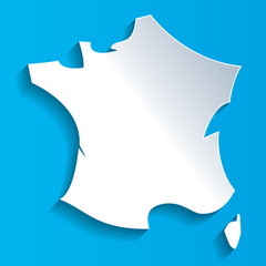 Carte France-1