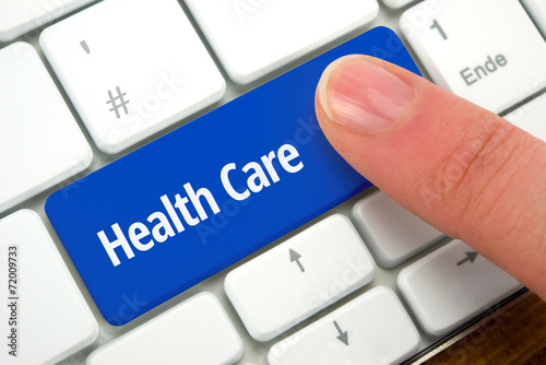 canvas print picture Health Care