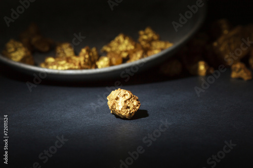 nugget gold