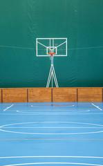 Playground playcourt