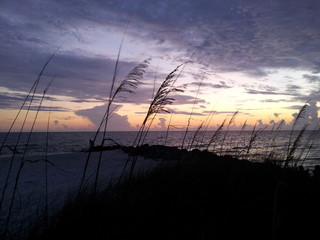 Sunset on Bonita beach