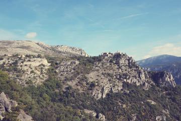 Gourdon - Alpes-Maritimes