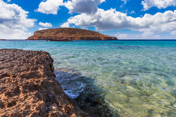 Spiaggia di Cala Conta Ibiza