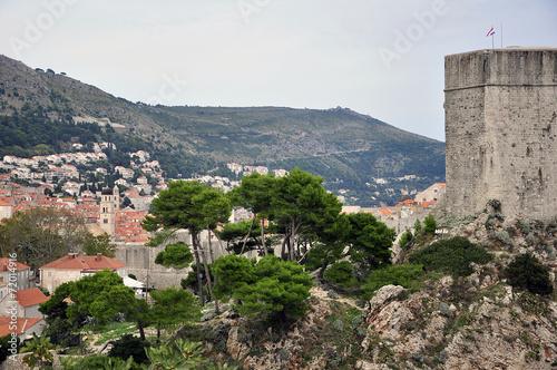 canvas print picture Dubrovnik