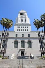 Los Angeles, California - Civic Centre