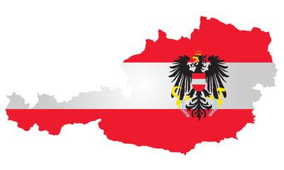 Flag of the Republic of Austria