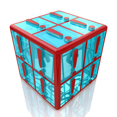 cube exclamations