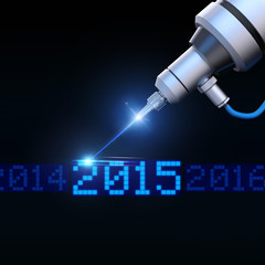 Laser writes 2015