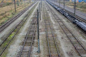 railraod tracks